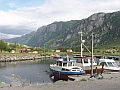 Boats at Frafjord
